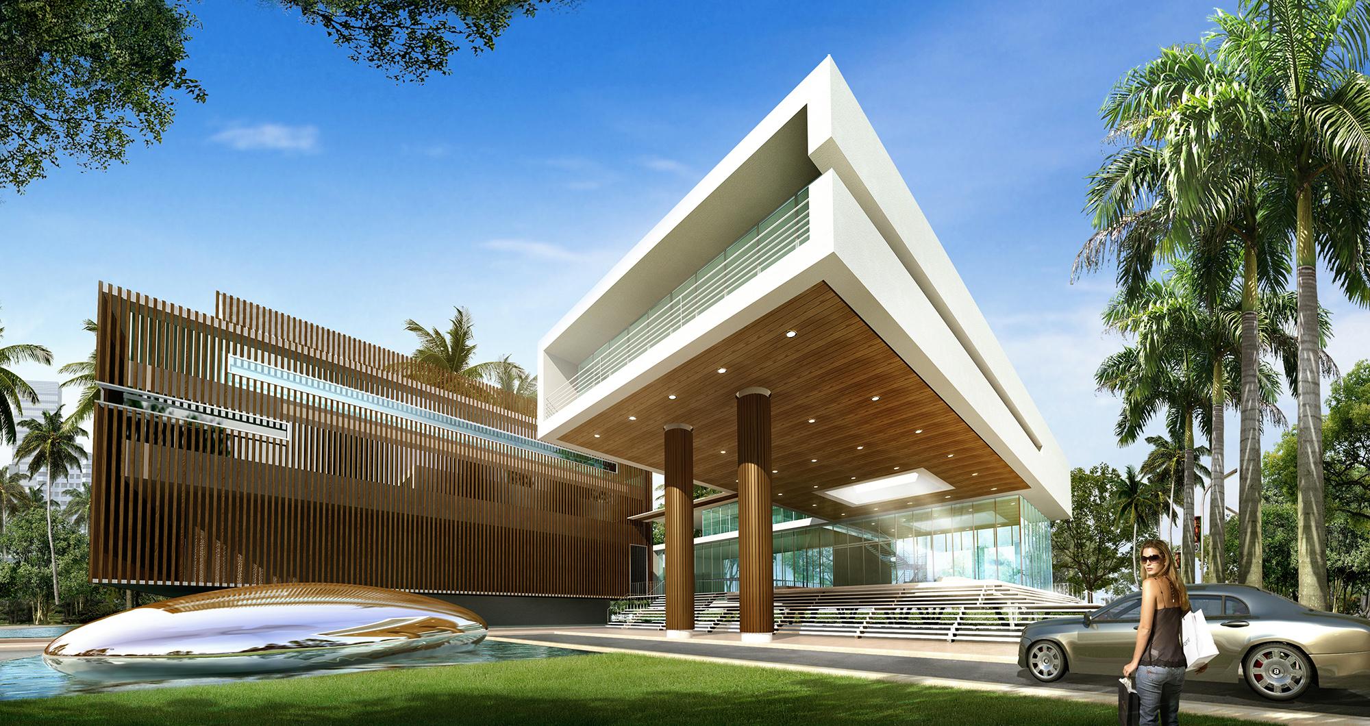 Liquid Design & Architecture, Inc. | Civic Center